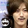 Jin Moustache