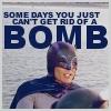 [batman] bomb