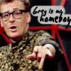 Anna: WHOSE LINE Greg is my homeboy