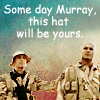 ancientcitadel: SG-1 - Some Day Murray This Hat Will Be