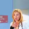 Yuffie: scrubs » :O