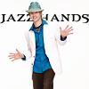 Nicole: Jazz hands!