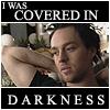 EPandora: darren covered in darkness
