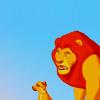gallifaerie: Disney - Simba and Mufasa