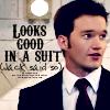 Vanessa: looks good in a suit