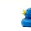 starlight honeymoon therapy kiss: blue duckie