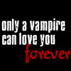 Only a Vampire.....