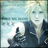 ff7 - take my hand