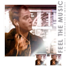 Silvia: [NCIS] Tony - feel the music