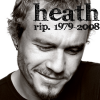 R.I.P Heath Legder