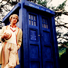 ancientcitadel: DW05 - Leaning On Tardis