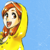 Emily: Raincoat Smile