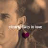 Clearly Skip = LOVE