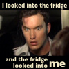 the oncoming whirlwind: tw: ianto - fridge