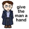 jack/hand mini otp, mini captain jack