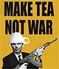 Paz, not Pez: make tea not war