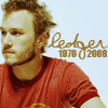 Heath Ledger // Rest In Peace