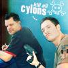Dignity: BSG (Tahmoh/Aaron kill all cylons)