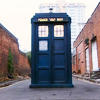 The Cee Monster: tardis