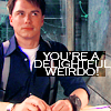 "Laura, aka ""Ro Arwen"": Cpt Jack - Delightful Weirdo"
