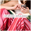 cell phones and pj