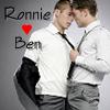 Bugchicklv: Ronnie Hearts Ben