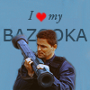 ancientcitadel: SGA - Lorne - I Love My Bazooka