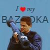 ancientcitadel: SGA - Lorne - I Love My Bazooka