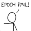 Epoch Fail, Bug, XKCD