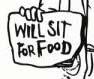 will sit