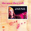 Claire: ffly // the man they call jayne