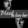 bleed to love her, wolverine & rogue