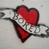 bored heart