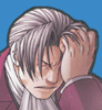 Miles A. Edgeworth: oh bother