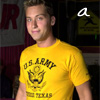 Lance-yellow shirt