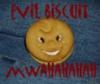 bookwormsarah: evil biscuit