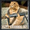 militant groundhogger, Groundhog