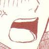 Ishida's mouth