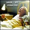 I am never merry when I hear sweet music: BSG: argh my ovaries!