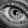 eye bw