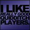 Really Good Quidditch Players