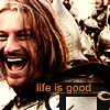 Boromir Life is Good by fifmeister