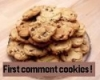 lijahlover: First comment cookies!