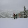 snowboarding canyon