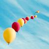 Yvonne: balloons