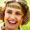 Yvonne: laughing padme