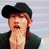 Eunhyuk - omo in a cap