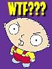 Stewie - WTF???