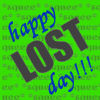 Lost - lost day
