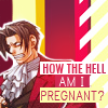 I've fallen...and I can't get up.: Miles PREGNANT